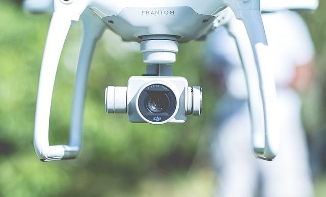 kamera na dronu