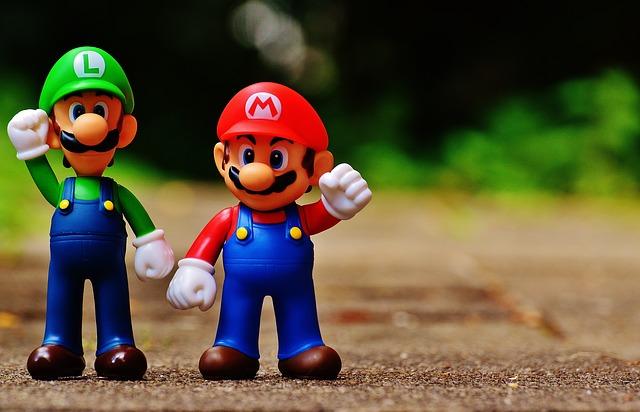 slavný Mario